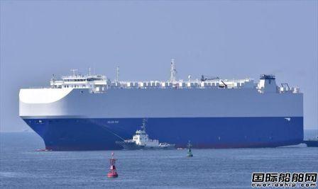 一艘汽车运输船在阿曼湾爆炸伊朗或是幕后黑手