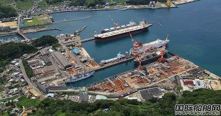 """三井E&S造船和川崎重工""""分手""""结束合作修船业务"""