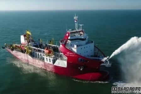 印度最大船厂将首次自主建造大型挖泥船