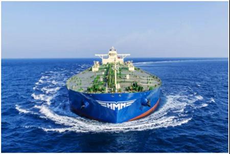 HMM租赁3艘新建VLCC拓展油轮市场