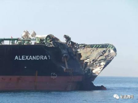 长荣海运船舶碰撞案在英国高院赢得官司