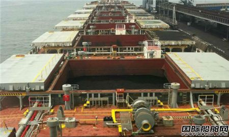 Globus Maritime收购一艘Kamasarmax型散货船
