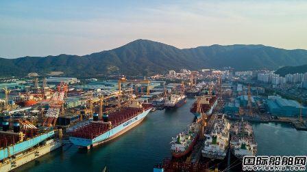"""韩国造船业开局""""抢跑""""!中韩订单战提前开打"""