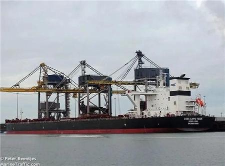 中国海事通报港籍船舶直布罗陀水域爆炸事故原因