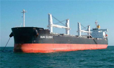Globus Maritime一艘超灵便型散货船获租约