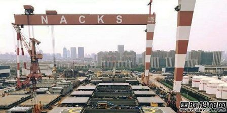 南通中远海运川崎获希腊船东2艘82000吨散货船订单