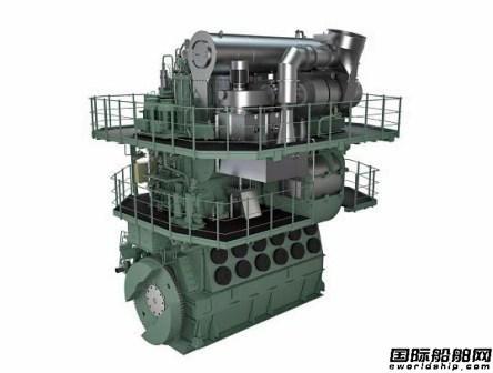 J-ENG获商船三井3艘新造近海货船主机订单
