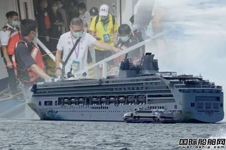 """邮轮公司全力准备起航""""出海"""""""