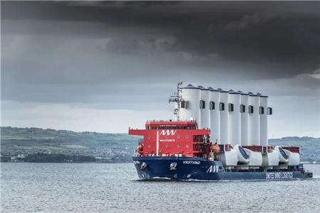 ABB软件助力United Wind船队提升运营效率和安全性
