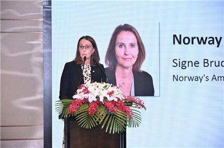 挪威中国商会选举2021年新董事会