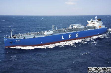 江南造船再获3艘93000方双燃料VLGC订单