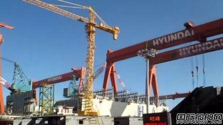 中韩竞争激烈!韩国造船业2月订单再超中国