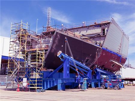 AVEVA剑维软件为船舶行业规划数字化未来