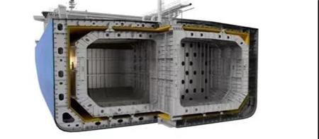 外高桥造船联合多方共同开发设计新型LNG船