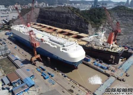 """4家舟山船厂""""霸榜""""!中国船厂垄断全球修船市场"""