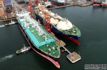MISC和壳牌签订3艘LNG动力VLCC租船合同