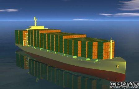 黄埔文冲确认2艘1900TEU集装箱船备选订单生效