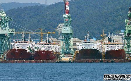 现代尾浦造船2艘希腊MR型油船备选订单生效