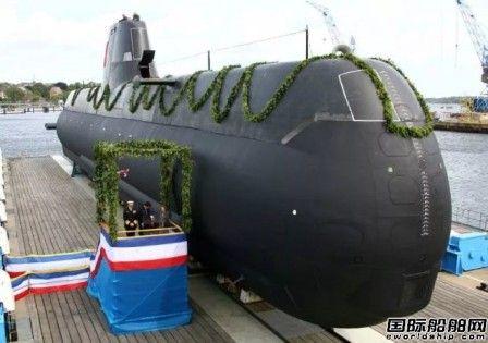 印尼也能造潜艇了?大宇造船助力印尼船厂