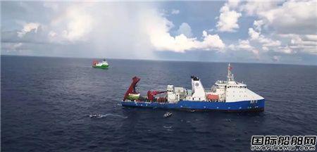广船国际将造国内最大最强综合科考船