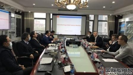中国船级社与麦基嘉公司开展滚装设备技术交流