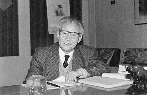 中国核潜艇第一任总设计师彭士禄逝世