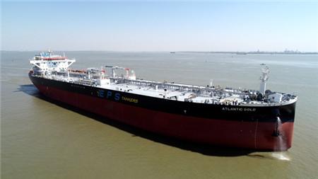 新时代造船26#110000吨油船完成海试顺利返航