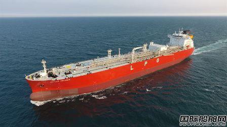 现代三湖重工获希腊船东4艘VLGC订单