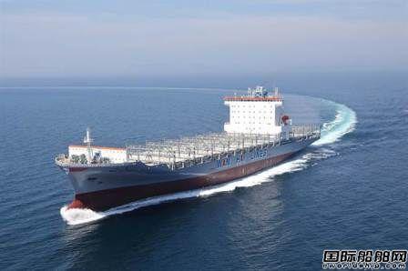又交付3艘!万海航运最后三艘3055TEU集装箱船命名