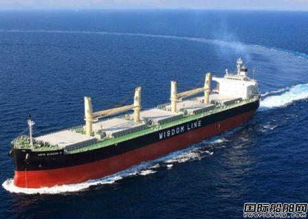 慧洋海运前2月营收表现亮眼成本轮散货船市场大赢家
