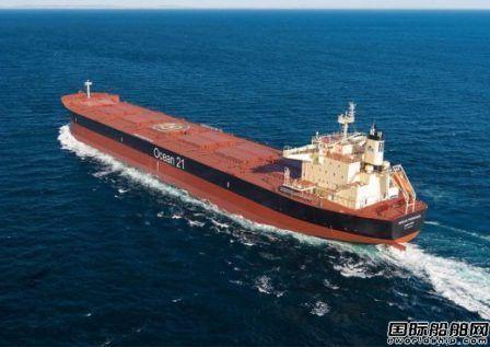 三井E&S造船千叶工场交付最后一艘新造船