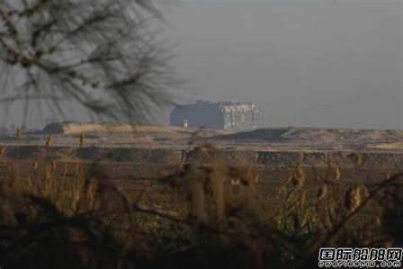 10多万牲畜面临死亡!苏伊士运河堵塞导致至少20艘牲畜船延误航程