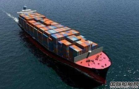 青岛造船厂再获比利时船东4艘5900TEU集装箱船订单