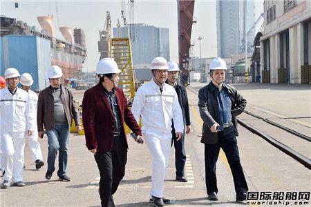 南京金陵船厂顺利通过一级I类钢质一般船舶生产企业复审