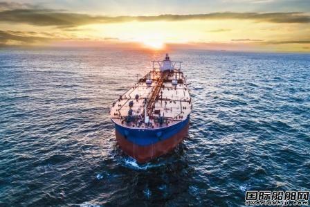 同比大增450%!中远海能2020年净利润近24亿元