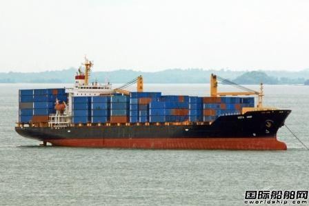 太平船务再售两艘1454TEU集装箱船
