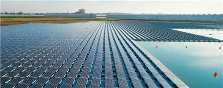 DNV发布世界上首个漂浮式太阳能电站推荐作法