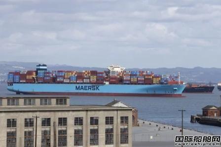马士基停接短约,苏伊士运河堵船造成运力短缺