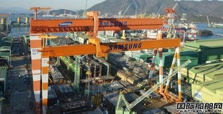 订单暴增10倍!韩国造船业一季度再掀接单狂潮
