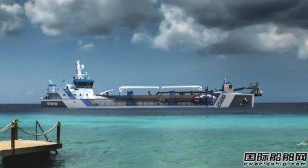 达门船厂集团持续扩大挖泥船产品范围