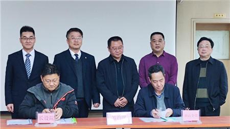 武汉长江船舶设计院签订纯电池游船设计合同