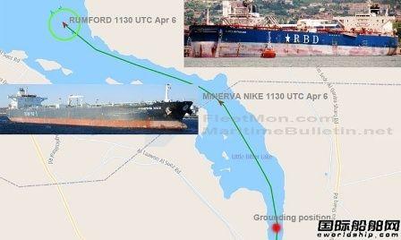 一天两船搁浅!苏伊士运河堵船事故不断