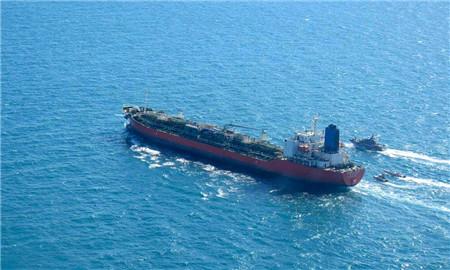 韩国外交部:伊朗释放韩国油船及船长