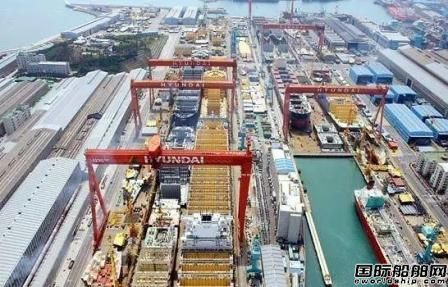 韩国6大船企宣布参加碳中和行动加快推进环保船舶研发