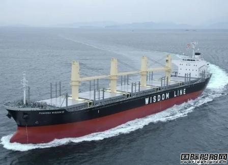 一季度获利超去年全年!慧洋海运称今年散货船市场会更好