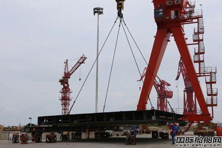 3天4船4节点!中船广西生产正提速