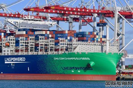 50艘!LNG动力船订单量创历史新高