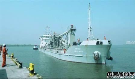 印度船级社完成印度首批生物燃料船舶海试