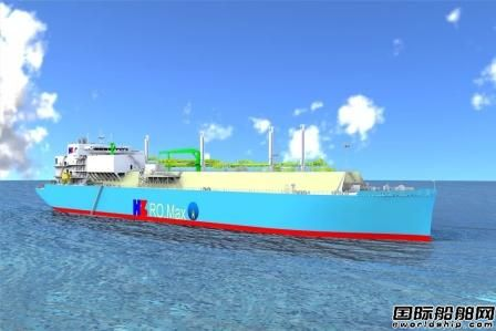 GTT获沪东中华一艘中型LNG船储罐设计合同