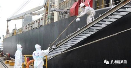 烟台8名船员确诊新冠 船舶来自以色列